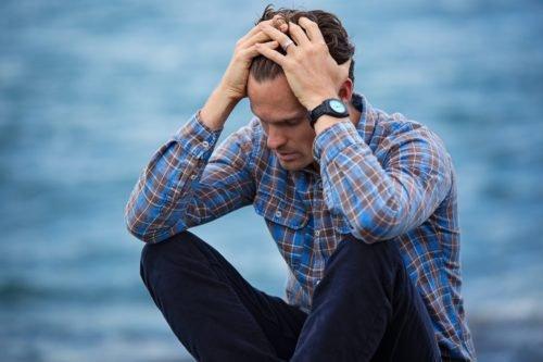 I muži trpí poporodní depresí!