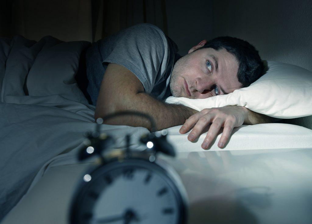 Spánek - nespavost