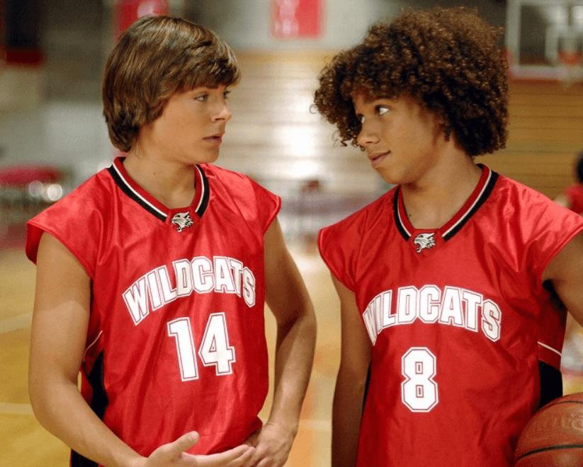 Středoškolské filmy - High School Musical