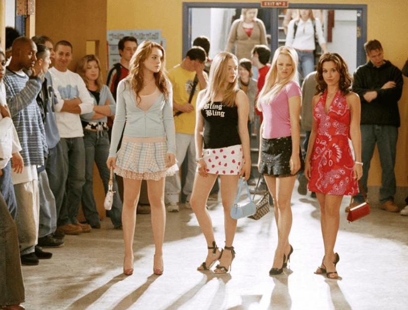 Středoškolské filmy - Protivný sprostý holky