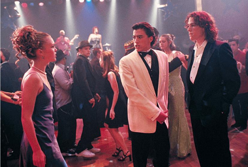 Středoškolské filmy - 10 důvodů, proč tě nenávidím