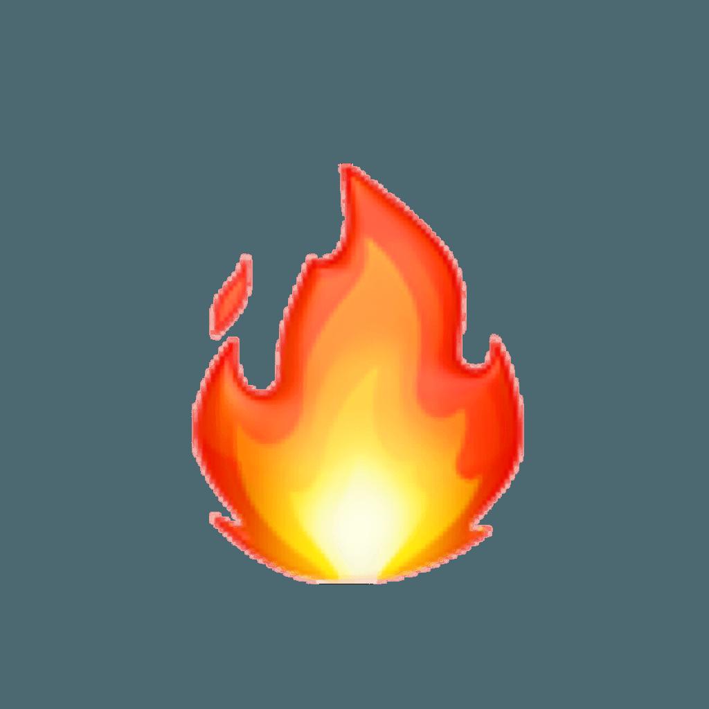 Emoji - oheň