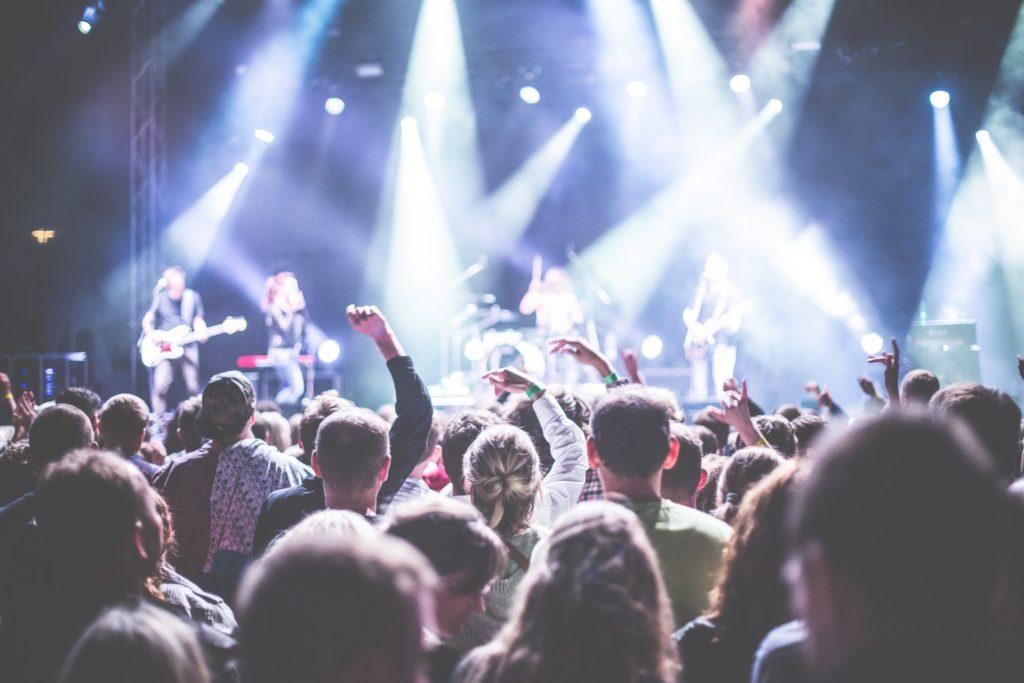 Koncerty prodlužují život