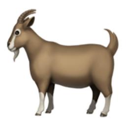 Emoji - koza