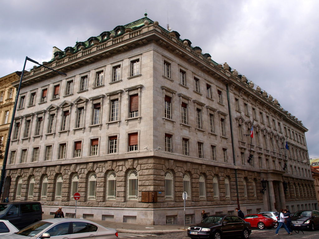 Gestapo: Petschkův palác neboli Pečkárna