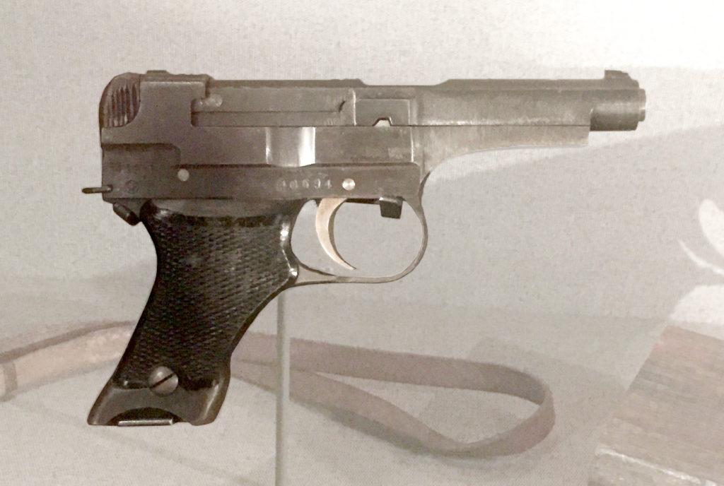Pistole Nambu typ 94