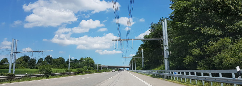 Elektromobilita a dálnice
