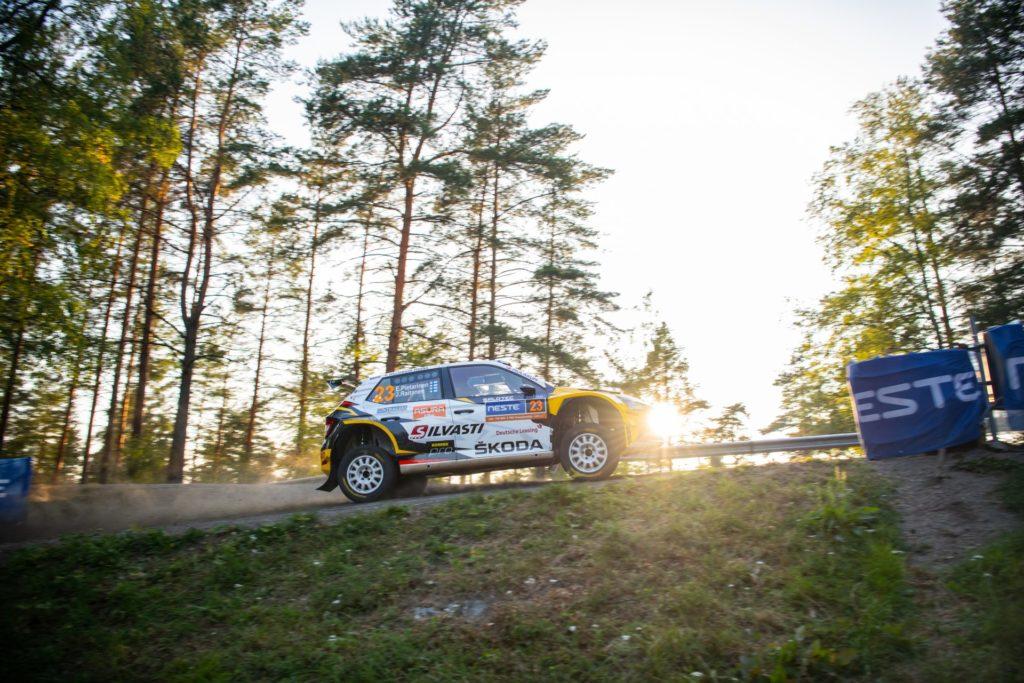 Rallye má své kouzlo