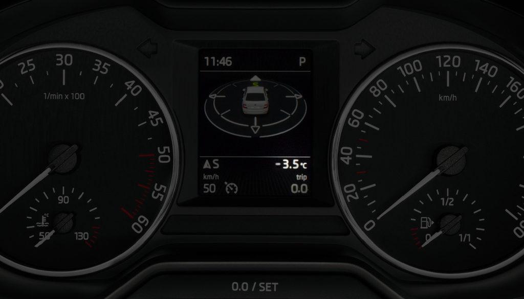 Autonomní řízení - level 0
