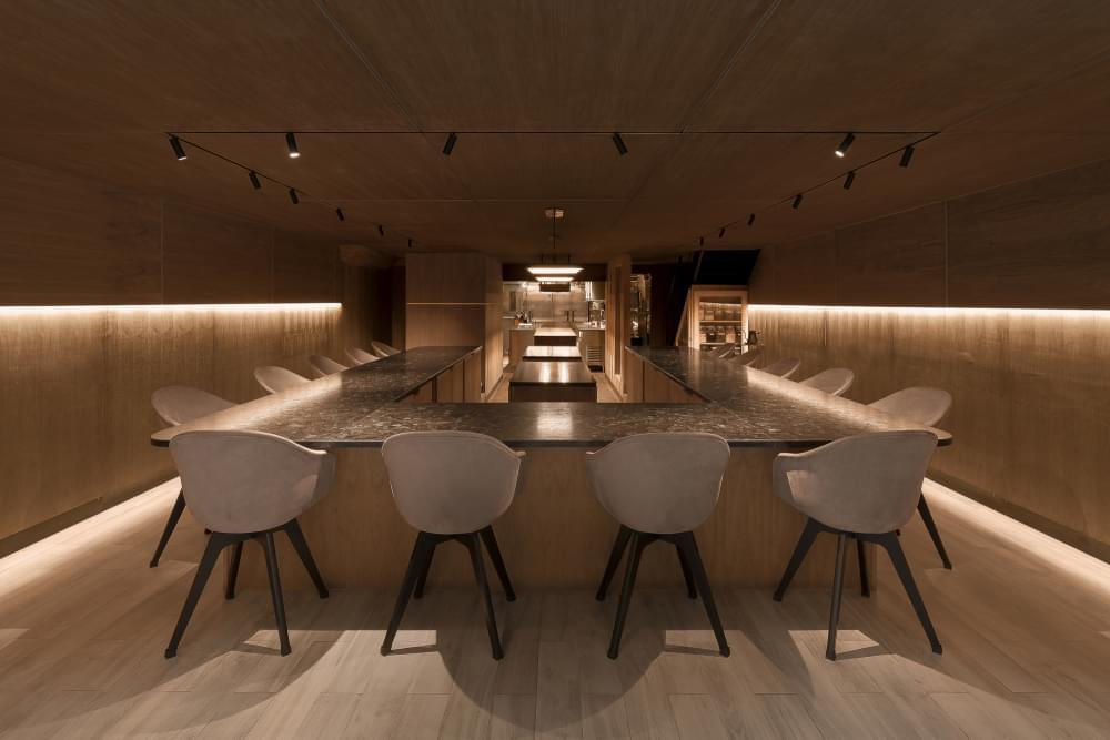 New York - Restaurace Atomix