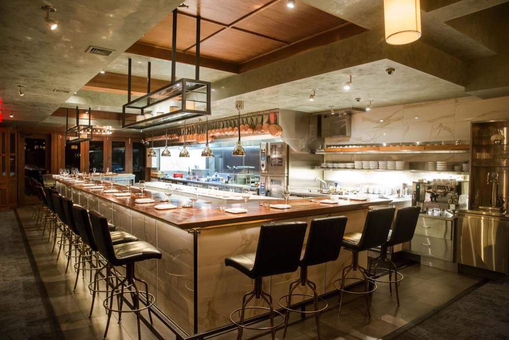 New York - Chef's Table at Brooklyn Fare