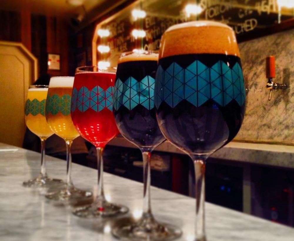 New York - Pivní bar Tørst