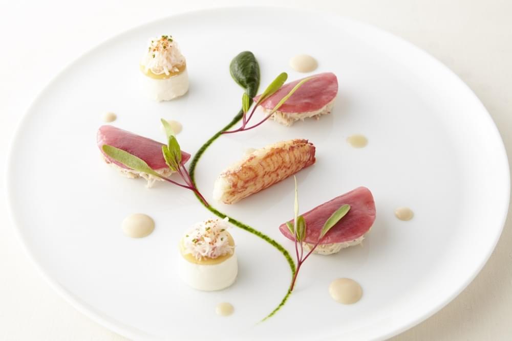 Francouzská restaurace L'Osier