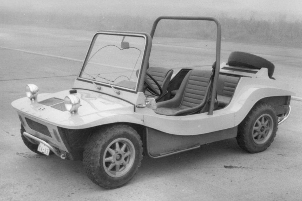 Škoda Buggy typ 736