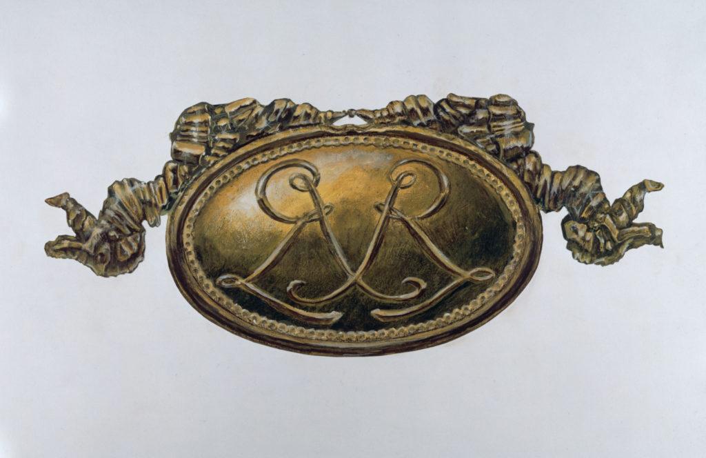Logo Renault v roce 1900