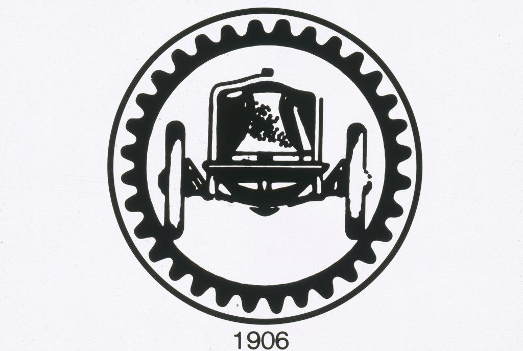 Logo Renault v roce 1906