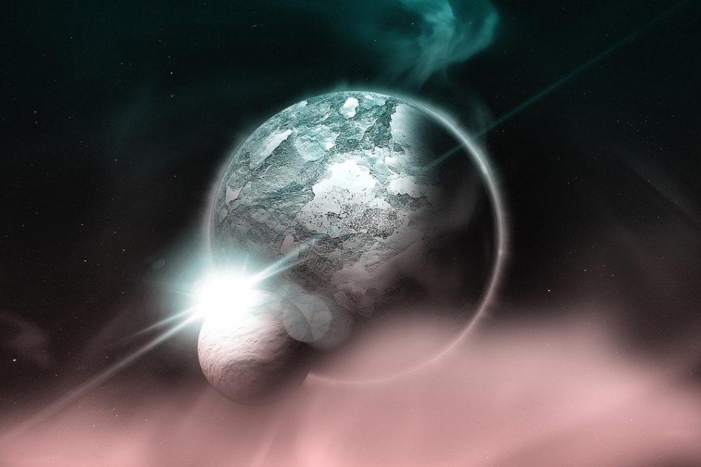 Kolize planet