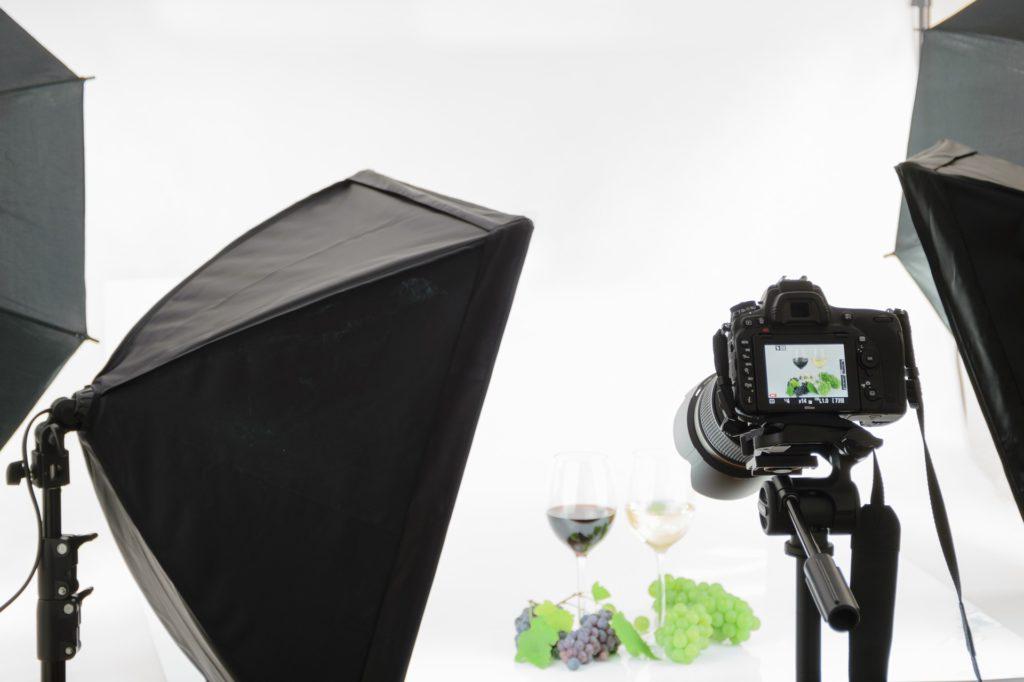 Profesionální fotografie