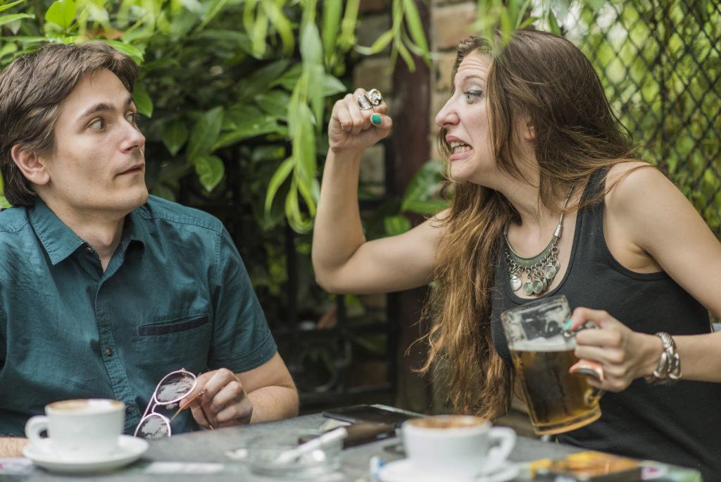 Speed dating - nepovedené rande