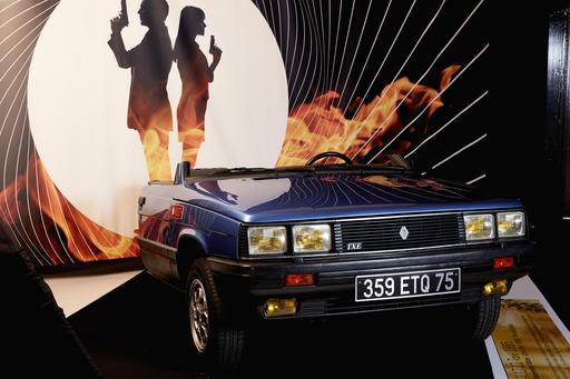 Filmová auta - Renault 11