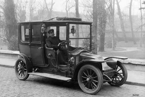 Filmová auta - Renault Type CB