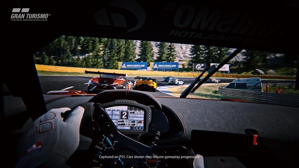 Gran Turismo 7 na Playstation 5