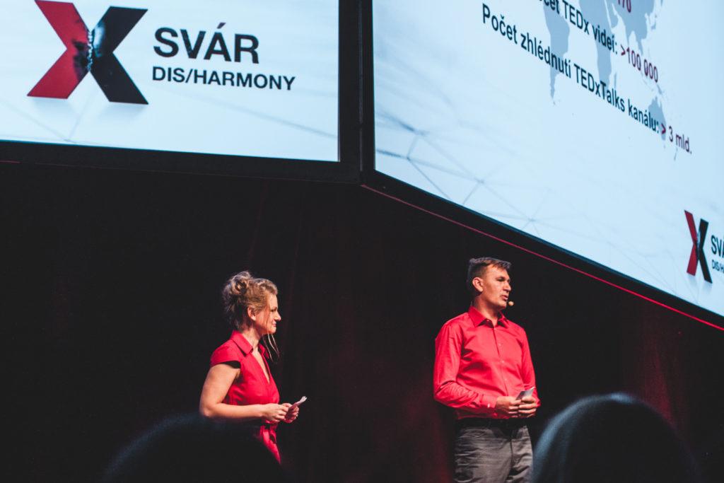 Jiří Vodička na TEDxPrague
