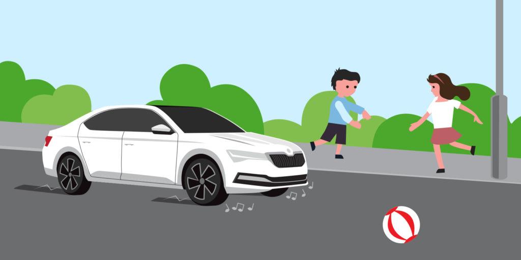 Mýty o elektromobilitě - chodci