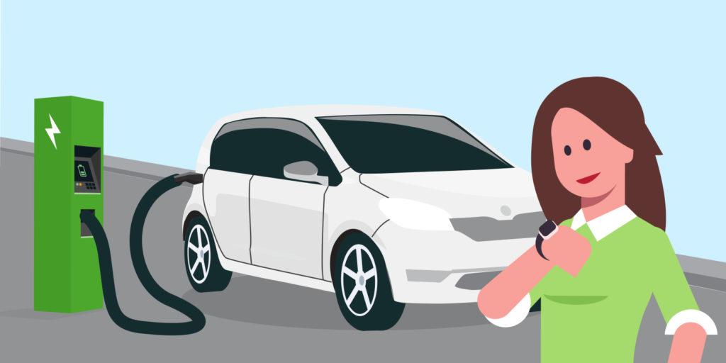 Mýty o elektromobilitě - délka nabíjení