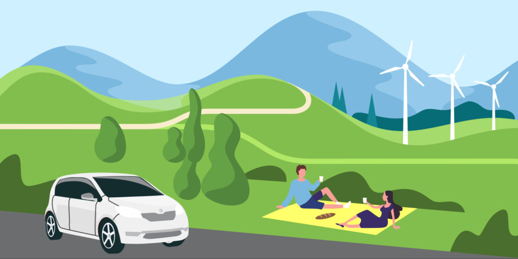 Mýty o elektromobilitě - ekologie