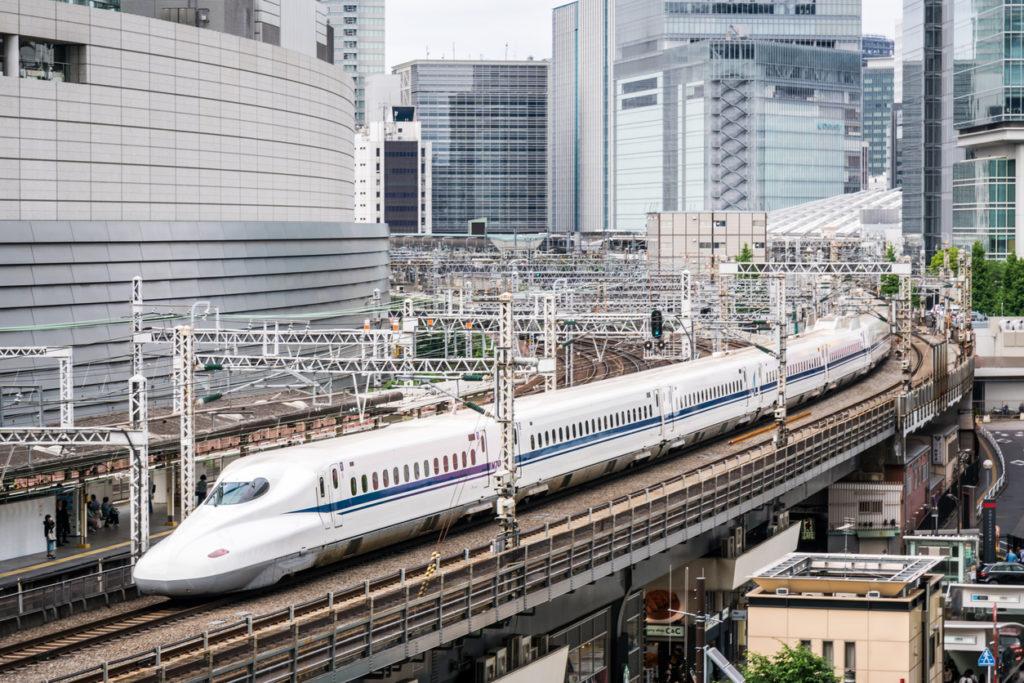 Japonské vlaky nemívají zpoždění