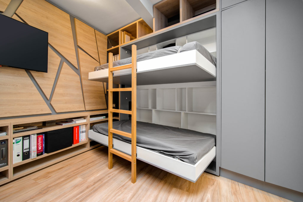 I malý byt může být designový