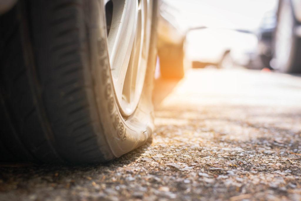 Vyrazit autem na dovolenou nese i riziko defektu