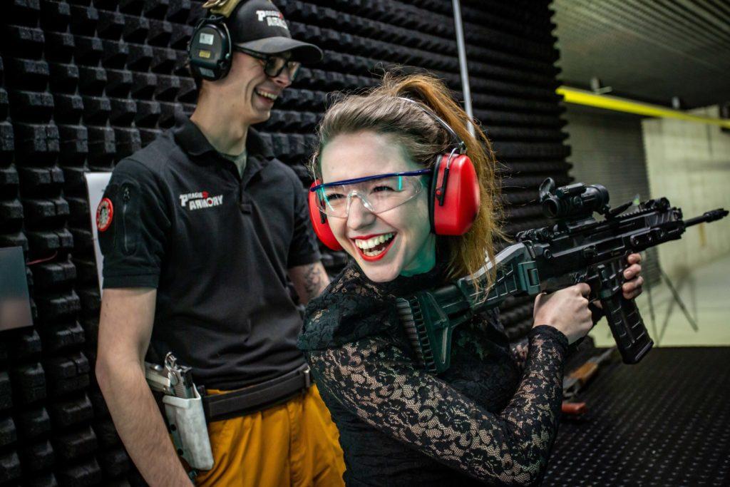Střelba je zábava