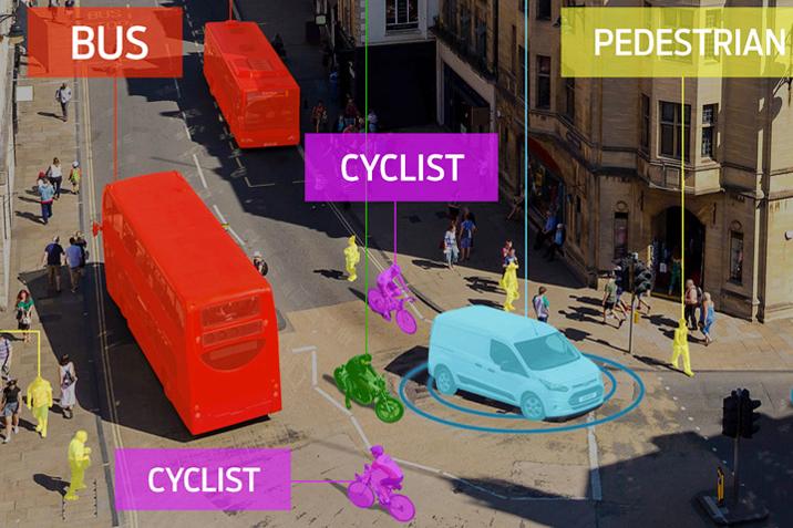 Ford chce zvyšovat bezpečnost silničního provozu