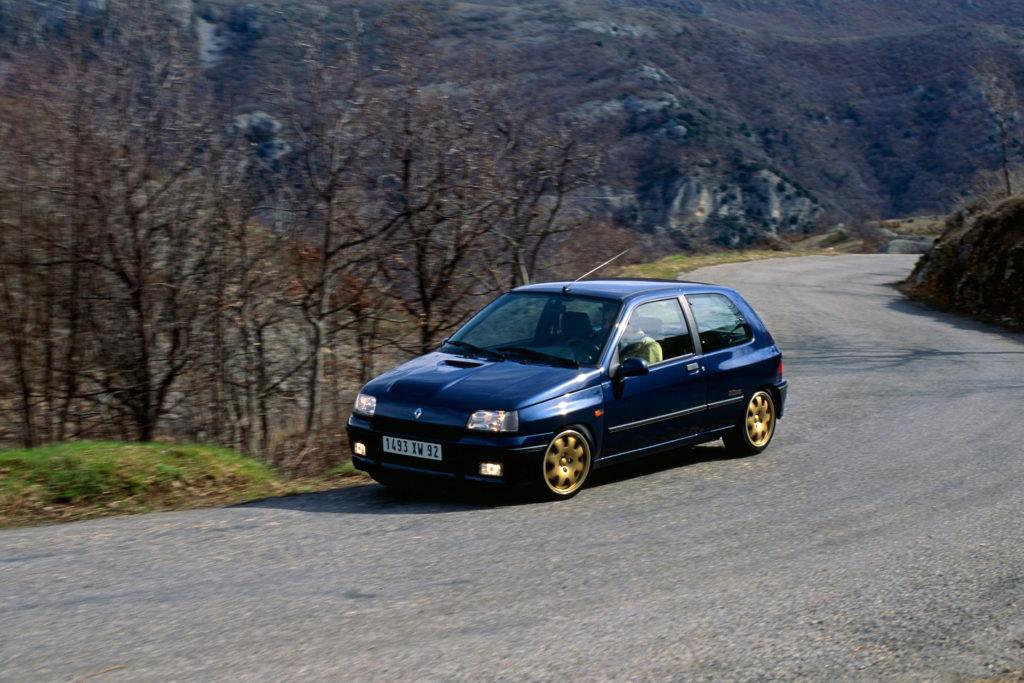 Renault Clio první generace