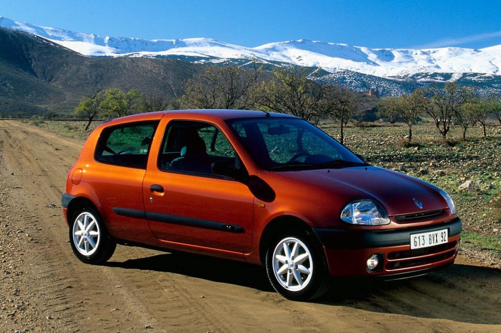 Renault Clio druhé generace