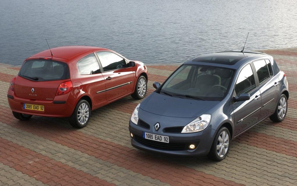Renault Clio třetí generace