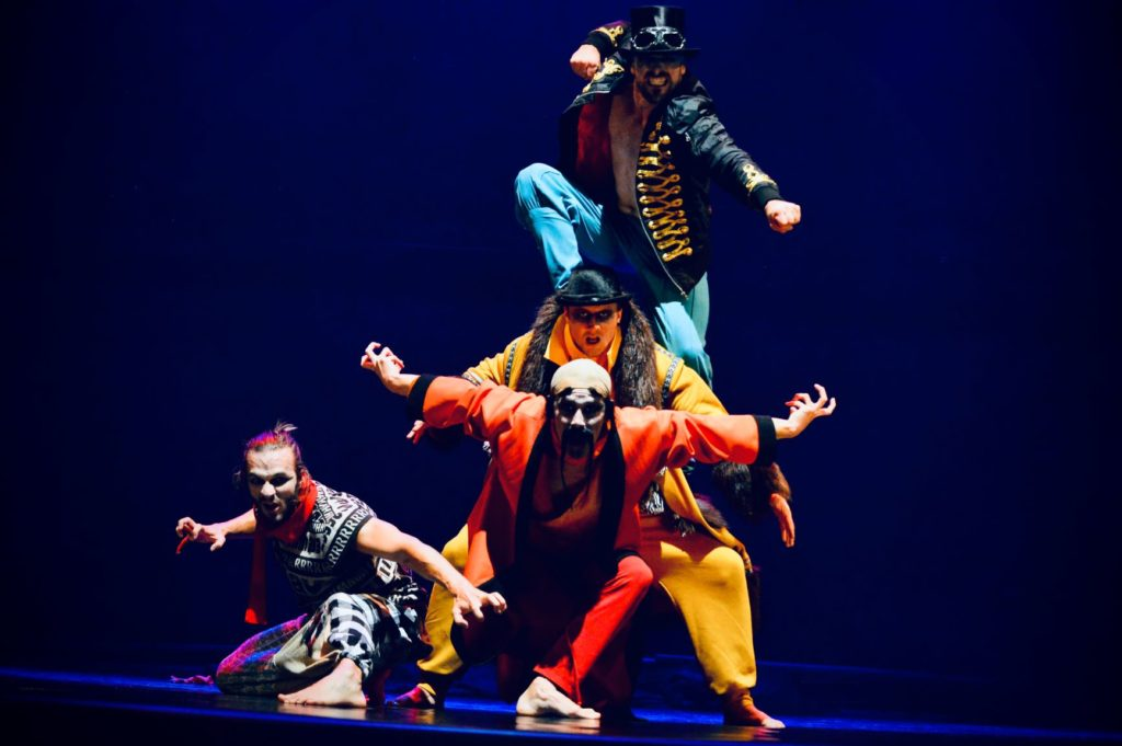 Losers Cirque Company - MiMJOVÉ
