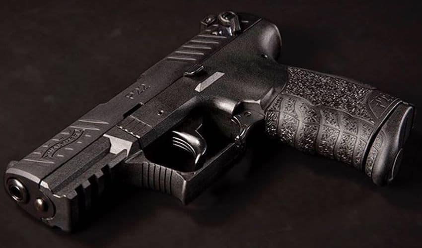 Sebeobrana - plynová pistole Walther
