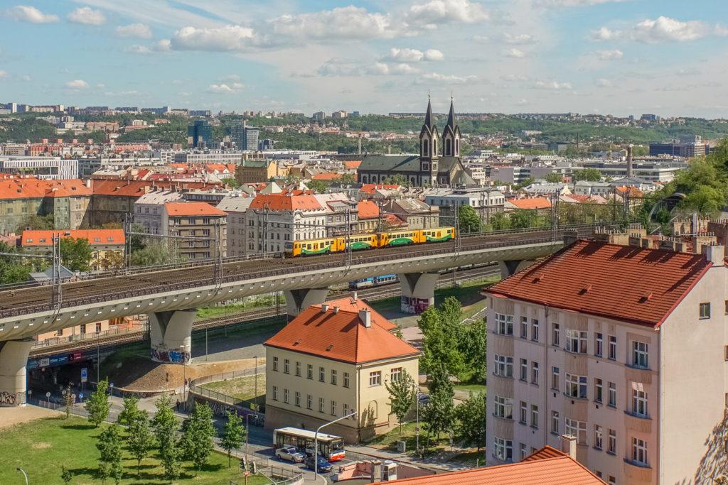 Pronájem v Praze