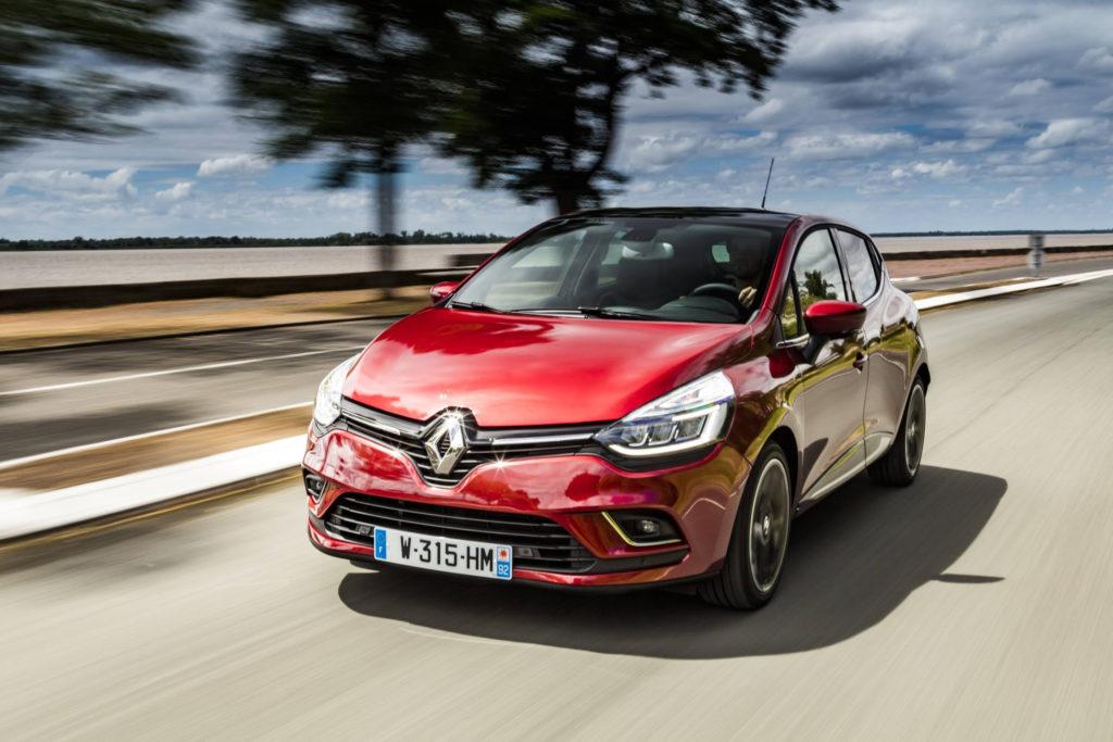 Renault Clio čtvrté generace