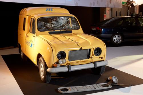 Filmová auta - Renault 4 F4