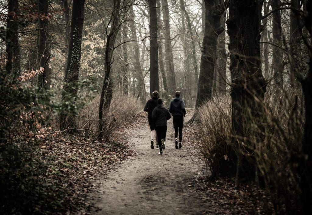Podzim a běh