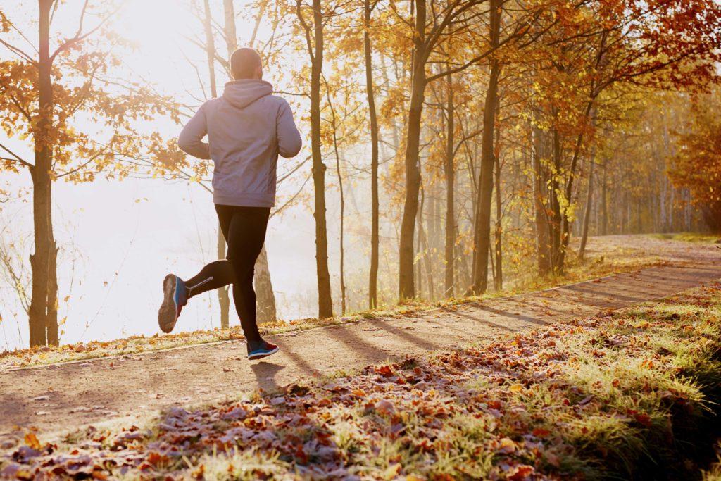 S pohybem nepřestávejte ani na podzim
