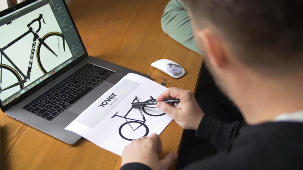 Dream Bike - Festka Rover