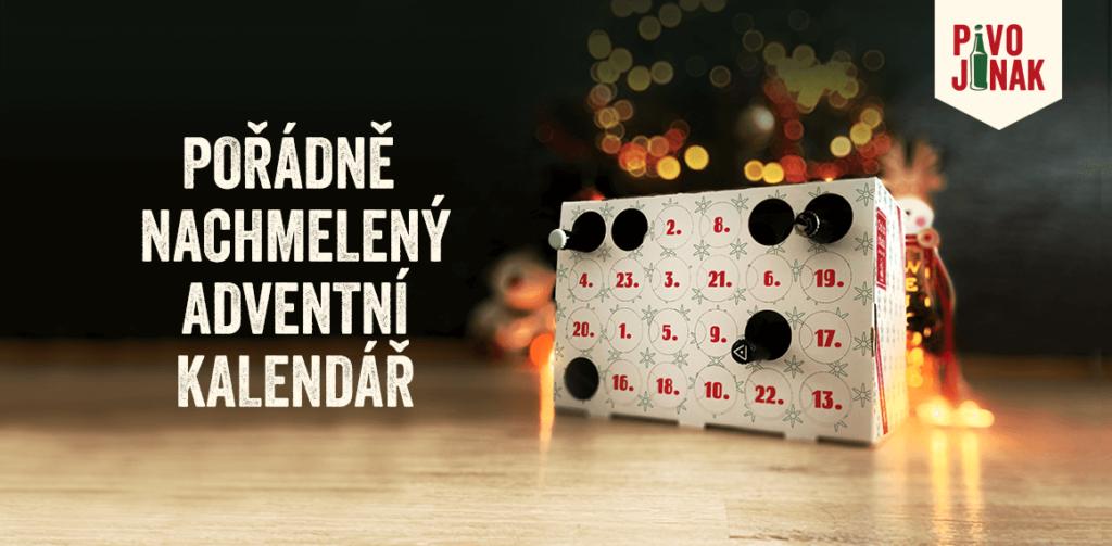 Nachmelený adventní kalendář