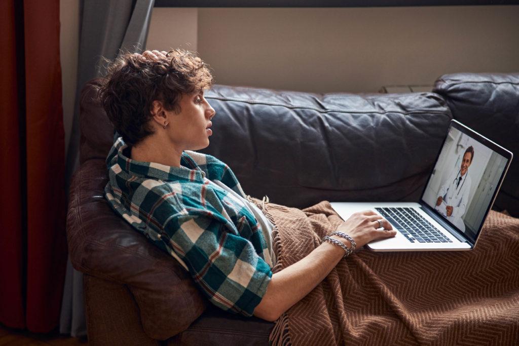 Online terapie