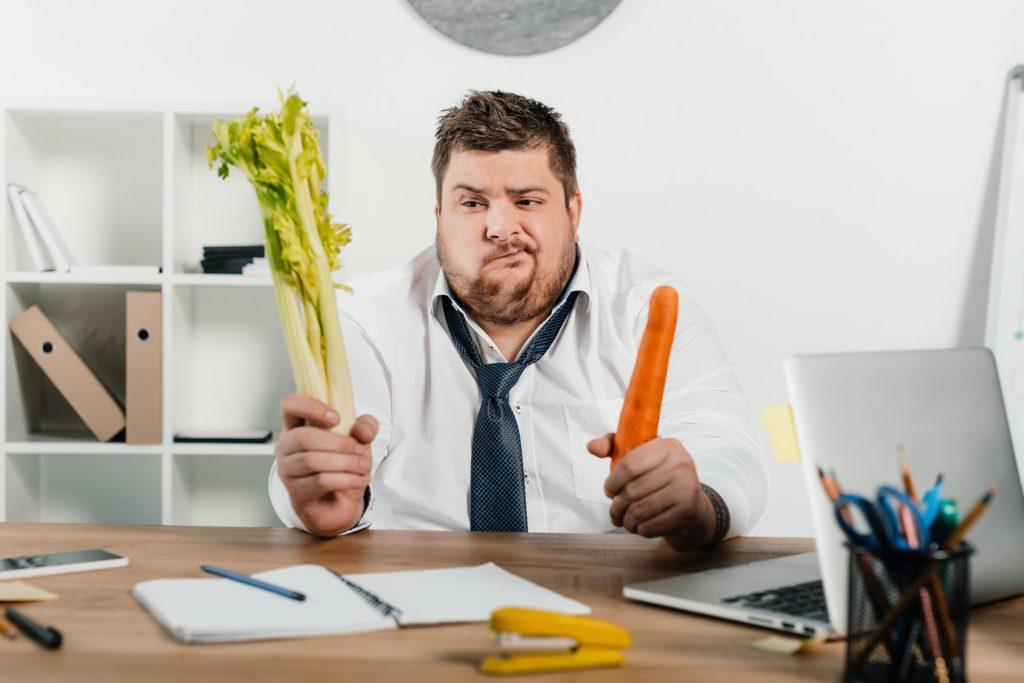 Boj s obezitou občas není jednoduchý