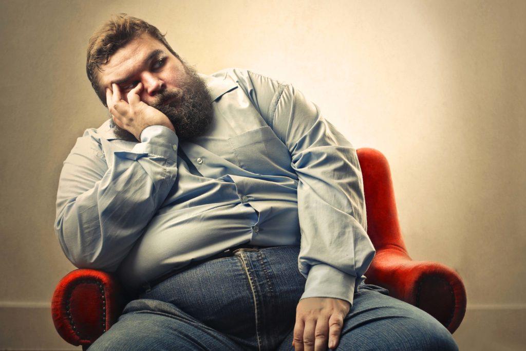 Nadváha přináší dříve či později zdravotní komplikace